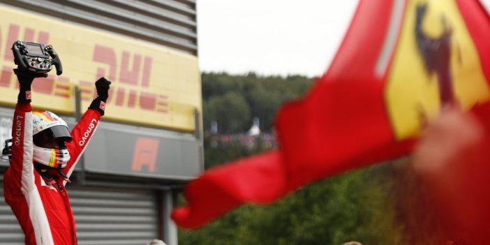 Belgian Grand Prix Race